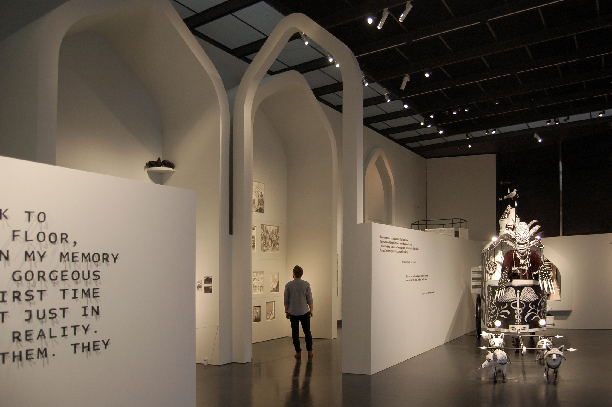 Memory Palace at the Victoria & Albert Museum, 2013