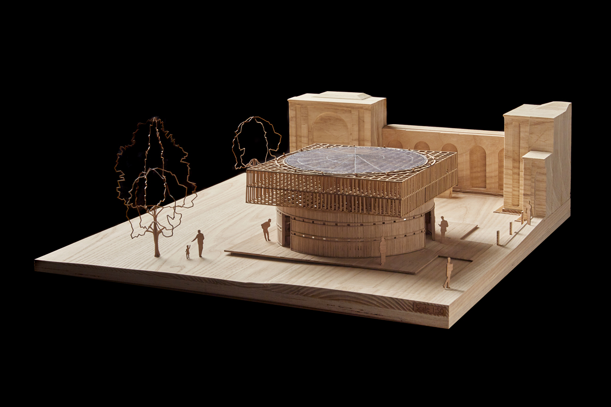 We've been shortlisted for the Dulwich Pavilion, 2019. Vote for us at the <a href=